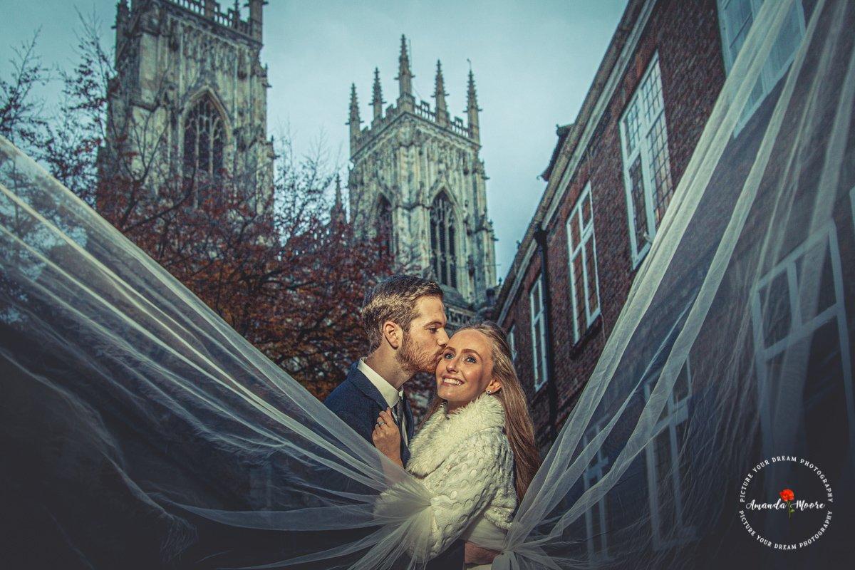York wedding female photographer minster